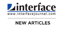 Interface Journal New Articles